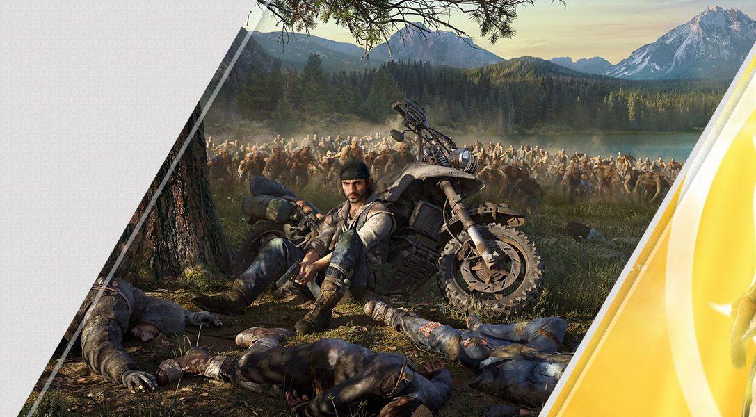 Les nouveautés de la semaine sur le PlayStation Store: Days Gone, Mortal Kombat 11, Jupiter & Mars, et bien plus