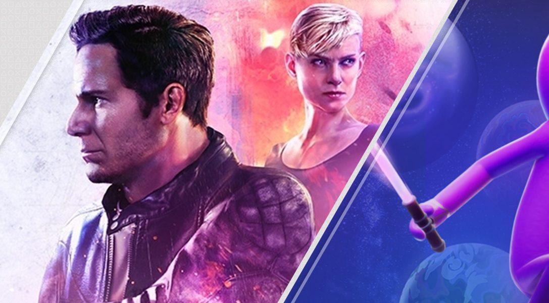 Les nouveautés de la semaine sur le PlayStation Store : Blood & Truth VR, Trover Saves the Universe, et plus encore