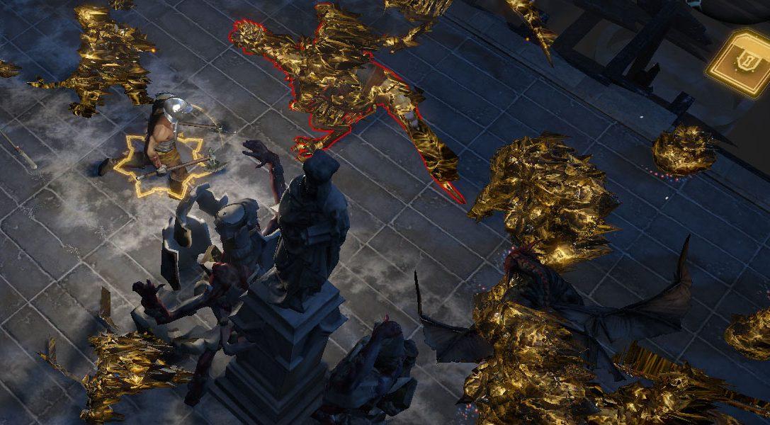 L'extension Path of Exile: Legion a une date de sortie sur PS4