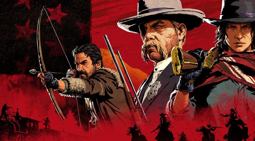 Red Dead Online : du nouveau contenu déjà disponible en accès anticipé pour les joueurs de PlayStation 4