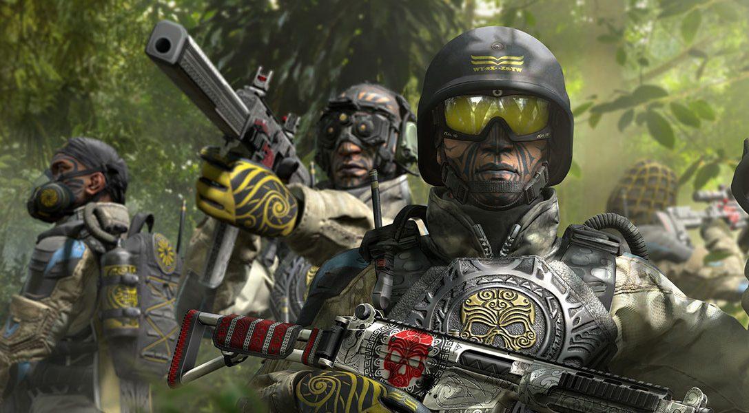 La nouvelle grosse mise à jour de Warface débarque aujourd'hui sur PS4, avec un BattlePass et un raid aux couleurs du Japon