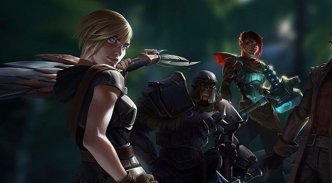 Le RPG de batailles de Bêtes gratuit Dauntless arrive dès demain sur PS4