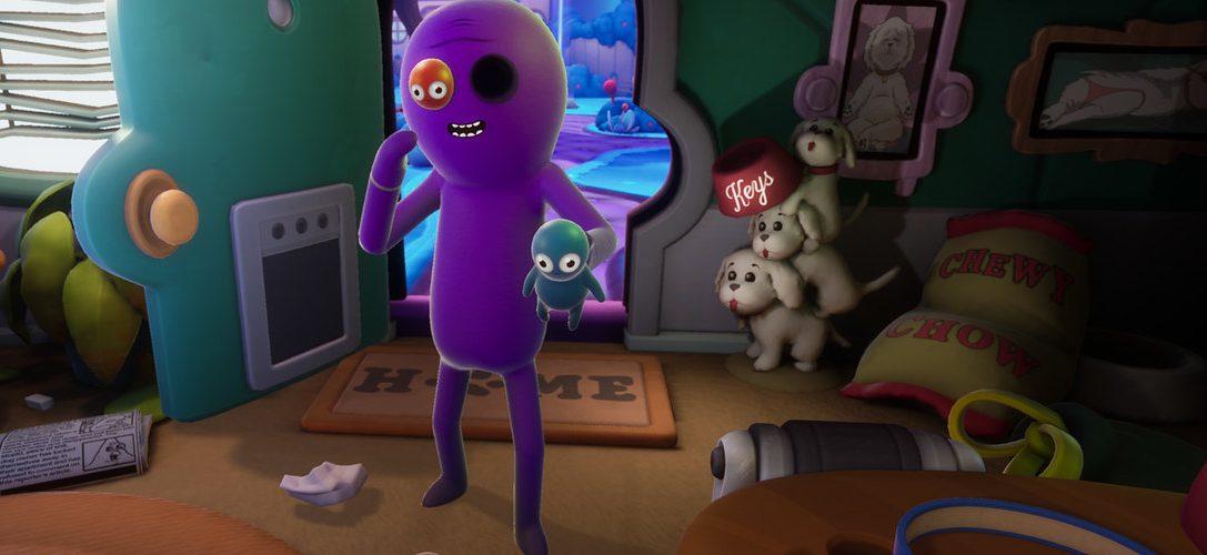 Le jeu de plateforme humoristique pour PS VR Trover Saves the Universe proposera des DLC après son lancement