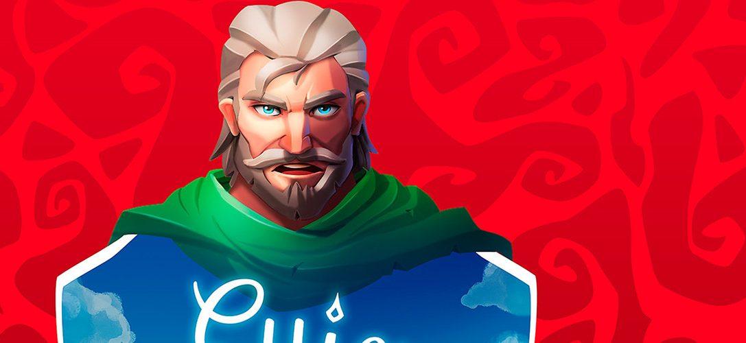 Effie, un jeu d'action-aventure et de plateforme en 3D aux airs de nostalgie, sort le mois prochain sur PS4