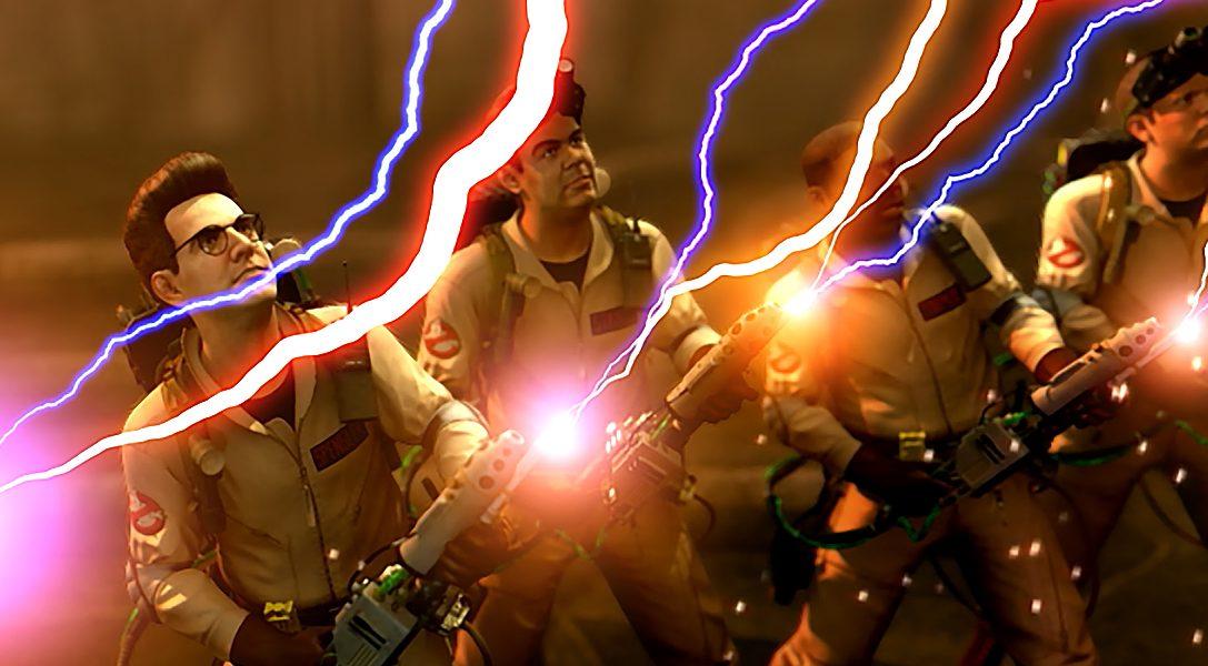 S.O.S.Fantômes: Le jeu vidéo remastérisé arrive cette année sur PS4