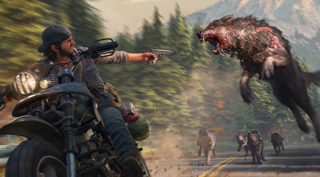 Days Gone a été le jeu le plus vendu sur le PlayStation Store en avril