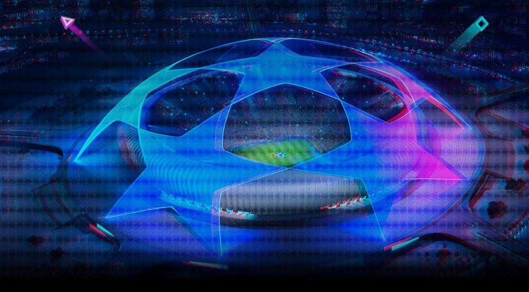 Profitez du Champions Weekend avec PlayStation