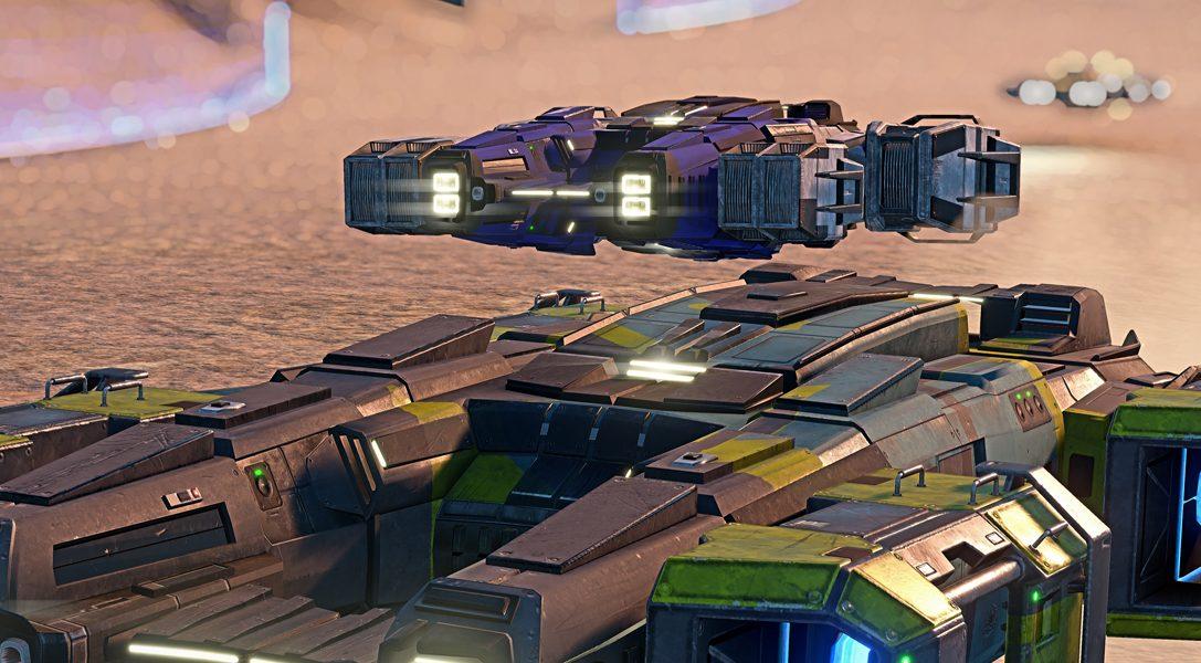 GRIP: Combat Racing ajoute des AirBlades antigravité dans une nouvelle mise à jour gratuite, disponible dès maintenant
