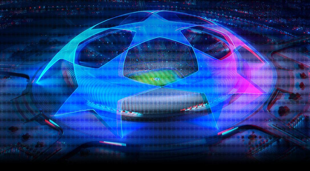 La finale du PlayStation F.C. UEFA Champions League approche
