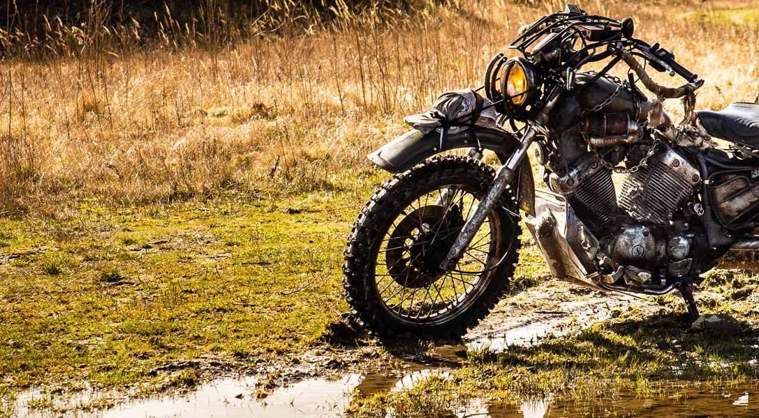 Un groupe de fondus du carbu reproduisent la moto de drifter de DaysGone dans le monde réel