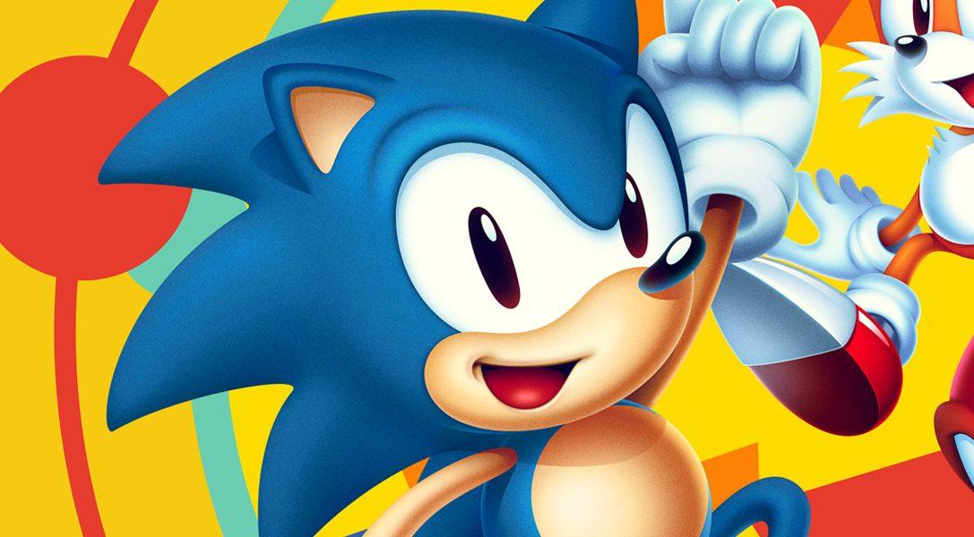 Sonic Mania et Borderlands: The Handsome Collection sont vos jeux PS Plus du mois de juin