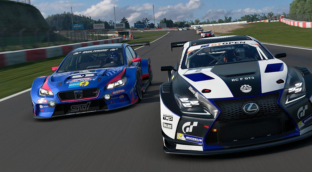 Ce week-end, GT World Tour 2019 est de retour sur le célèbre circuit du Nürburgring