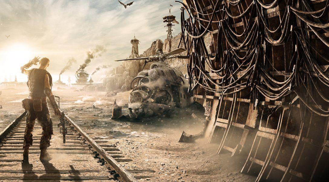 Metro Exodus est l'offre de la semaine sur le PlayStation Store