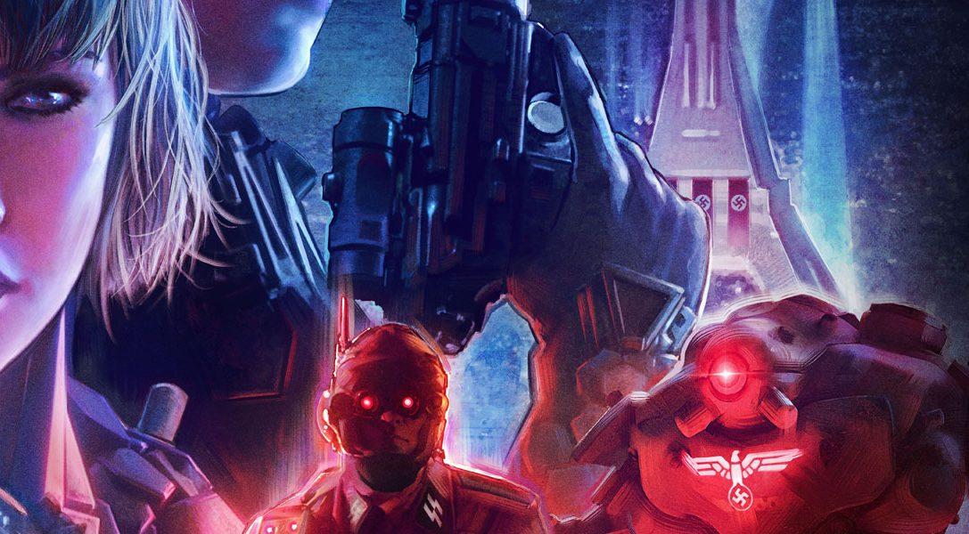 En co-op, l'action enragée de Wolfenstein: Youngblood est encore plus jouissive