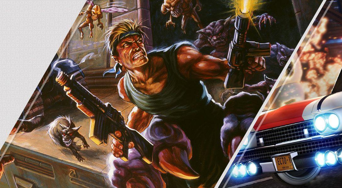 Les nouveautés de la semaine sur le PlayStation Store : Contra Anniversary Collection, Borderlands 2 DLC, et plus encore