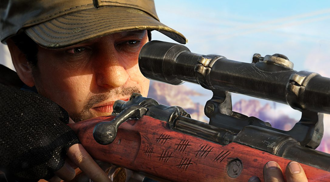 Sniper Elite VR annoncé pour PS VR, regardez le jeu en action dans le trailer d'annonce