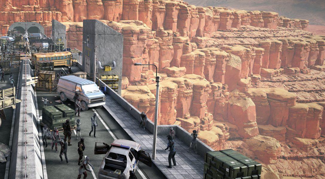 Regardez l'extension The Damned du PS VR shooter Arizona Sunshine en action avec le nouveau trailer de gameplay