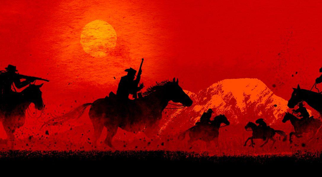 Des avantages mensuels pour les abonnés PlayStation Plus dans Red Dead Online