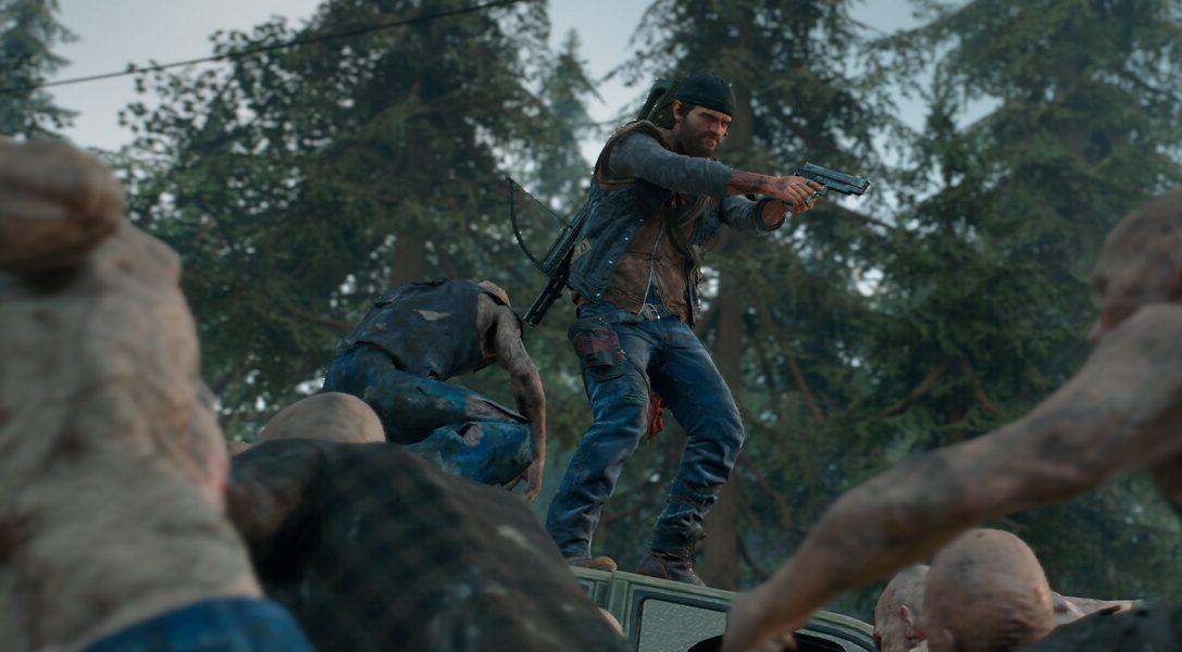 Le nouveau DLC de Days Gone vous met au défi de survivre face à une horde de mutants infinie