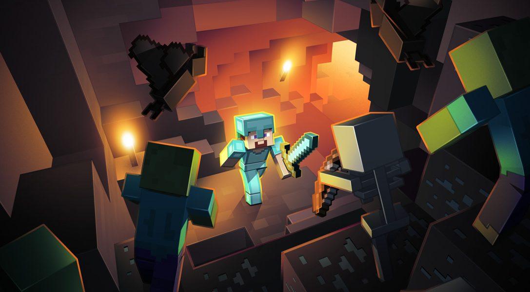 Minecraft en top des ventes de mai sur le PlayStation Store