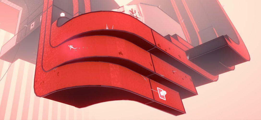 Etherborn, jeu de plateforme et d'exploration/réflexion défiant la gravité, est disponible sur PS4