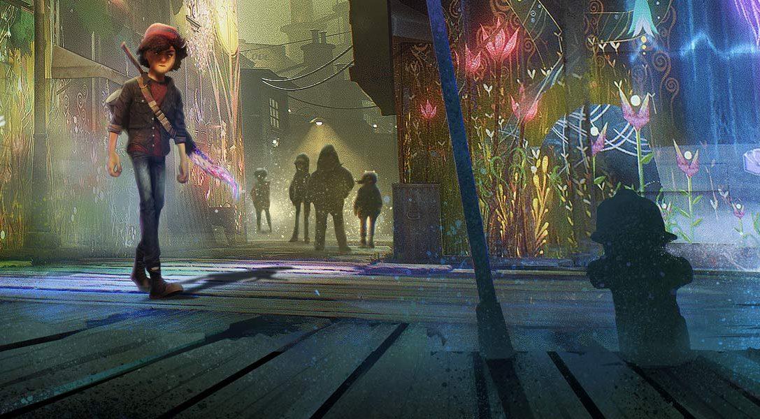 Concrete Genie sortira le 9 octobre 2019 sur PS4