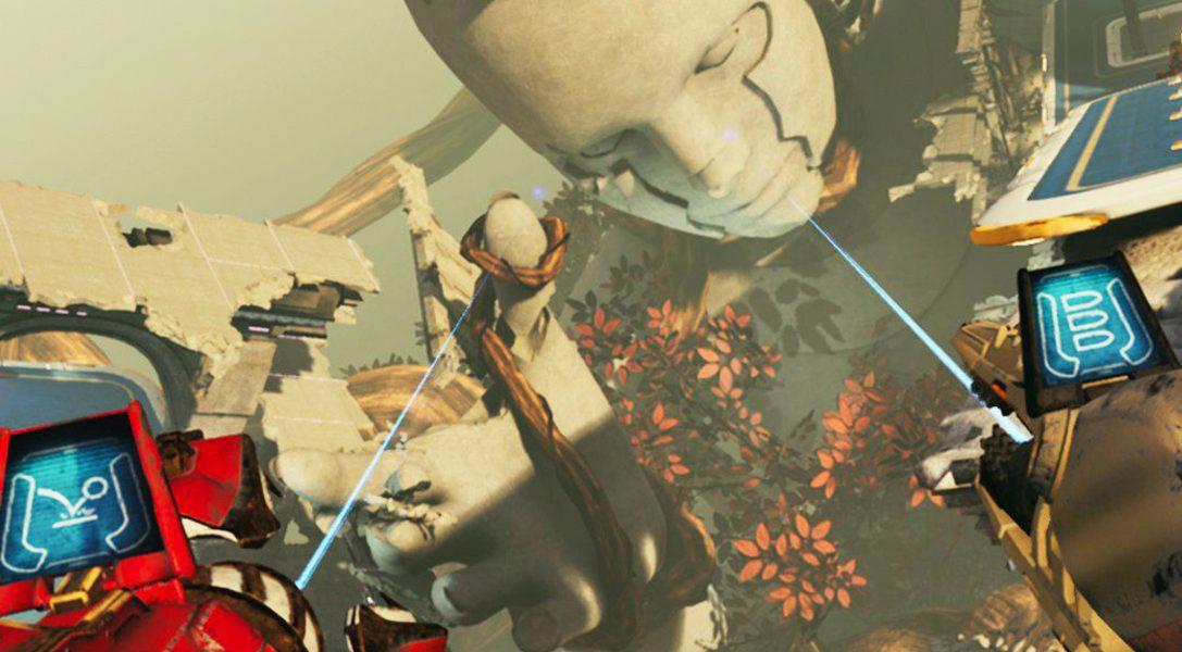 Les créateurs de Detached sont de retour ce mois-ci avec Telefrag VR, un FPS de SF où s'affrontent des gladiateurs