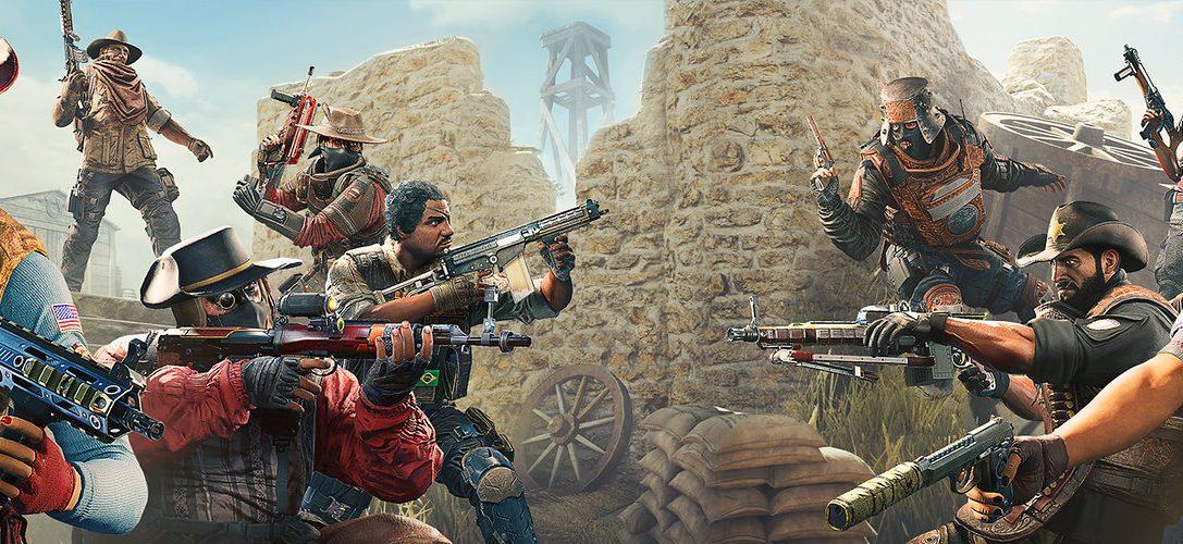 Rainbow Six Siege s'offre ce mois-ci l'événement Showdown, à l'ambiance western