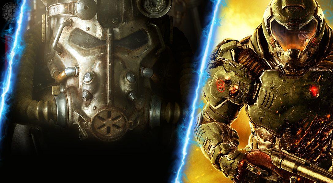 Fallout 4 et Doom en vedette de la mise à jour du mois d'août de PS Now