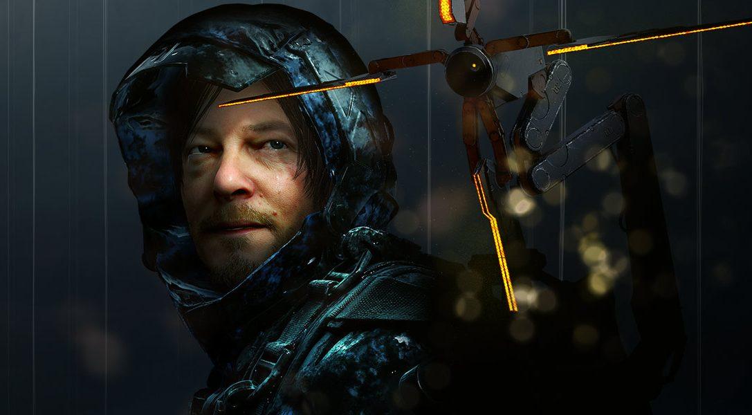 De nouvelles vidéos de Death Stranding nous présentent les personnages et de nouvelles images du jeu