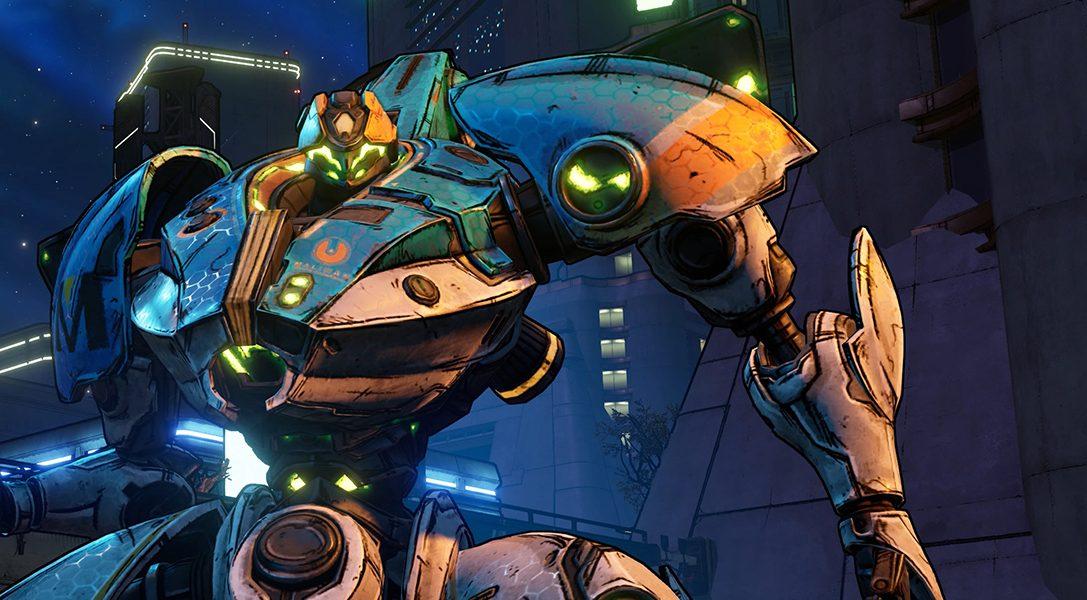 Dans les coulisses de Gearbox: le développement de Borderlands3 sur PS4 et PS4 Pro