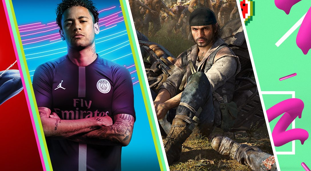 De nouveaux titres débarquent dans la promo d'été du PlayStation Store