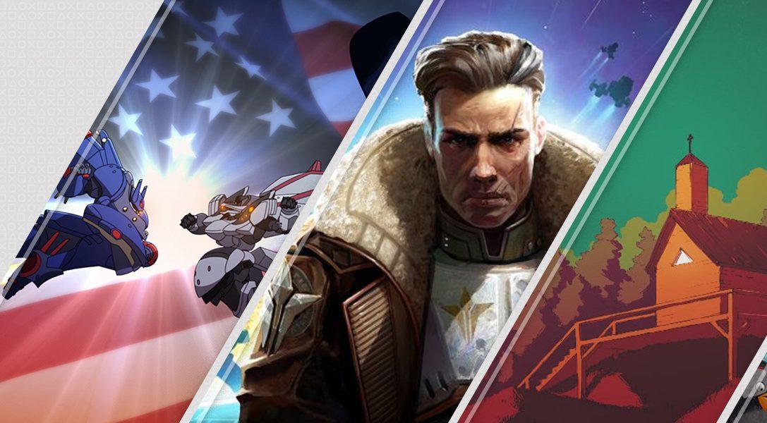 Voici les nouvelles sorties de la semaine sur le PlayStation Store