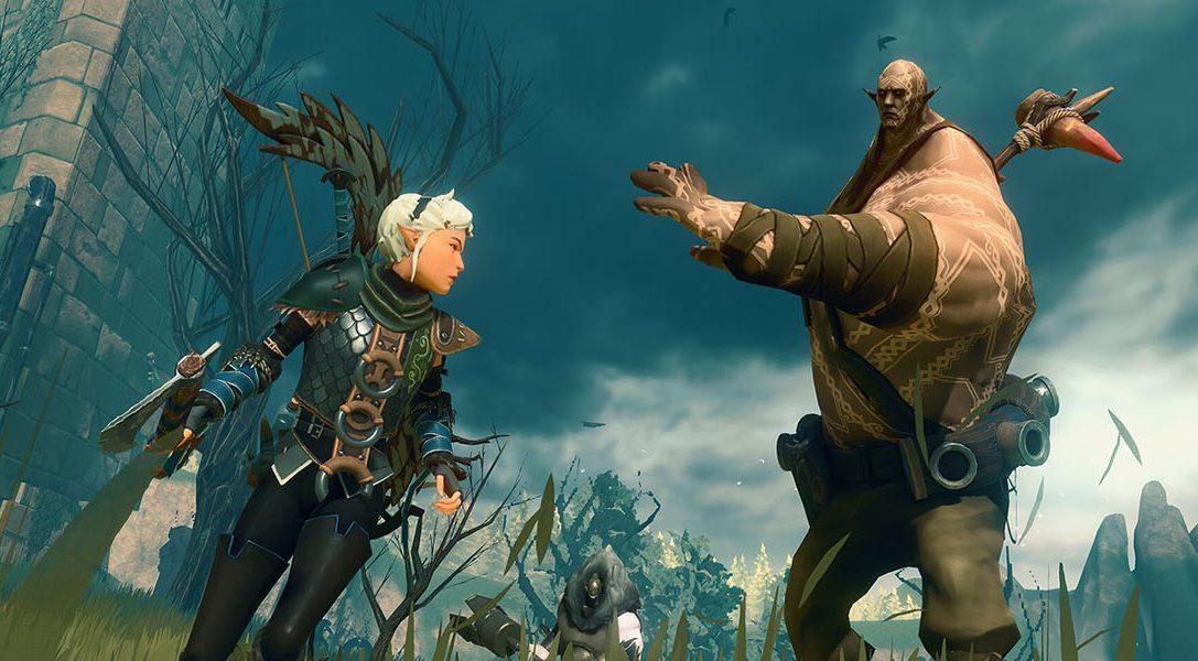 Le jeu d'action-RPG Decay of Logos a une date de sortie
