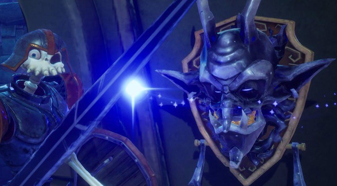 La démo de MediEvil sur PS4 est disponible dès aujourd'hui sur le PlayStationStore
