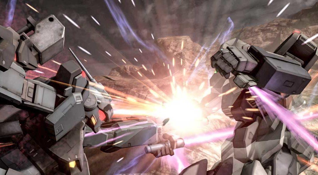 Testez vos talents de pilote de combat dans Mobile Suit Gundam Battle Operation 2, demain sur PS4