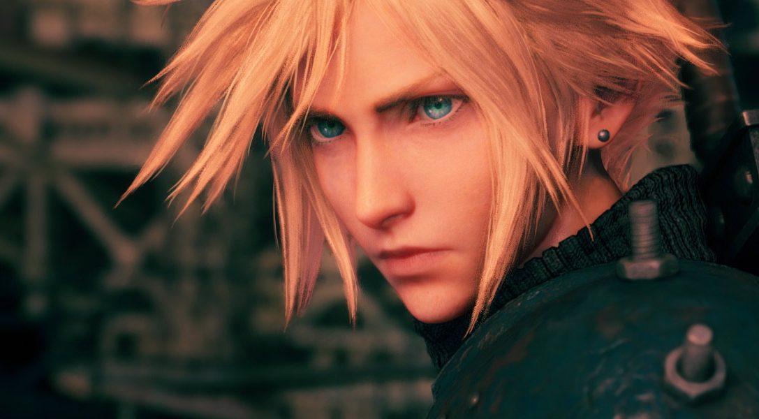 Découvrez la jaquette de Final Fantasy VII Remake sur PS4