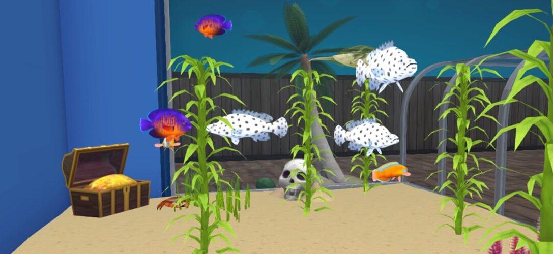 Construisez le zoo aquatique parfait dans Megaquarium, disponible sur PS4 dès le mois prochain