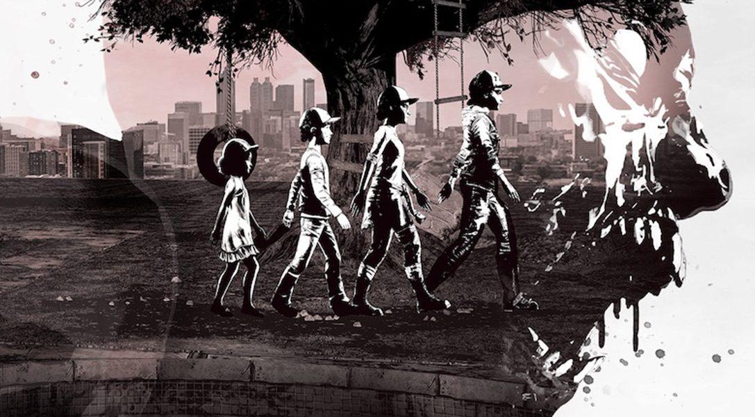 La collection The Walking Dead: The Telltale Definitive Series sort aujourd'hui sur PS4
