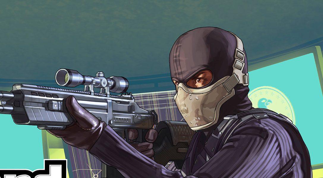 Grand Theft Auto V est le jeu le plus téléchargé du mois d'août sur le PlayStation Store