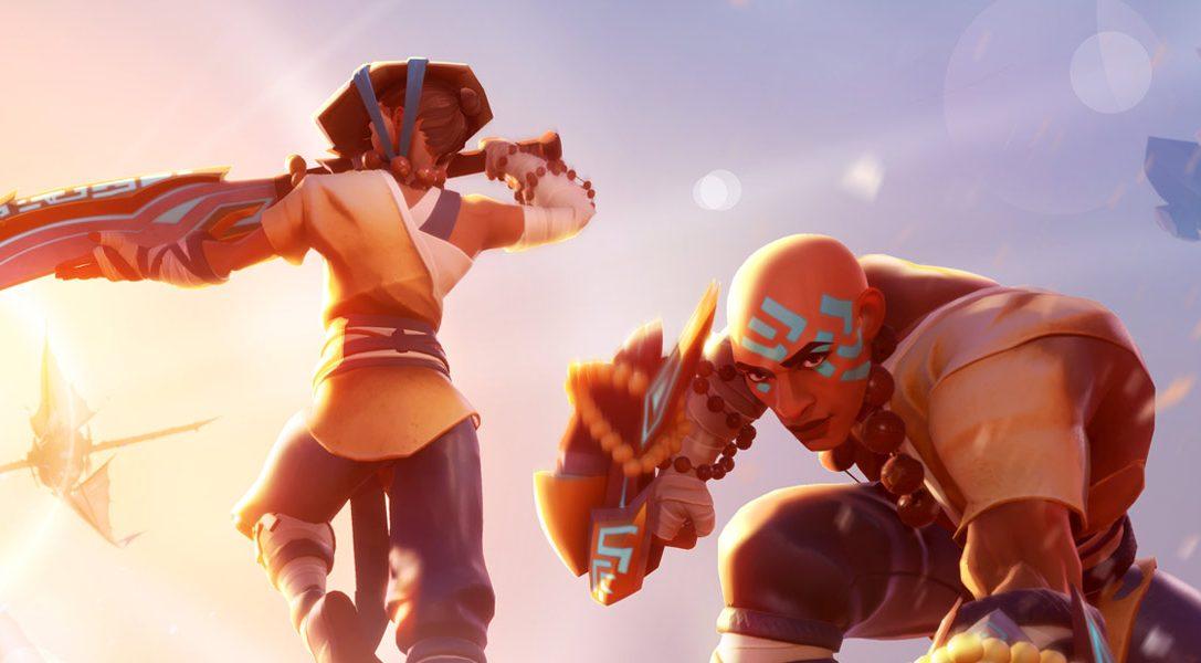 Le RPG de combat contre des monstres Dauntless reçoit aujourd'hui une nouvelle mise à jour énorme, Aether Unbound