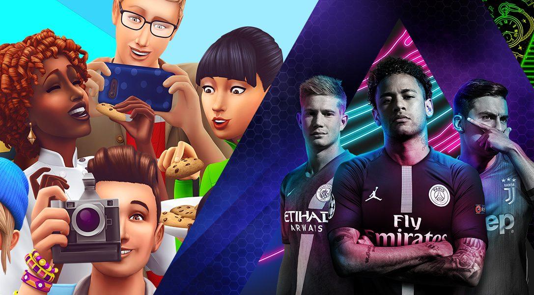 De nouvelles remises PlayStation Store dès aujourd'hui: économisez jusqu'à 70% sur les jeux EA
