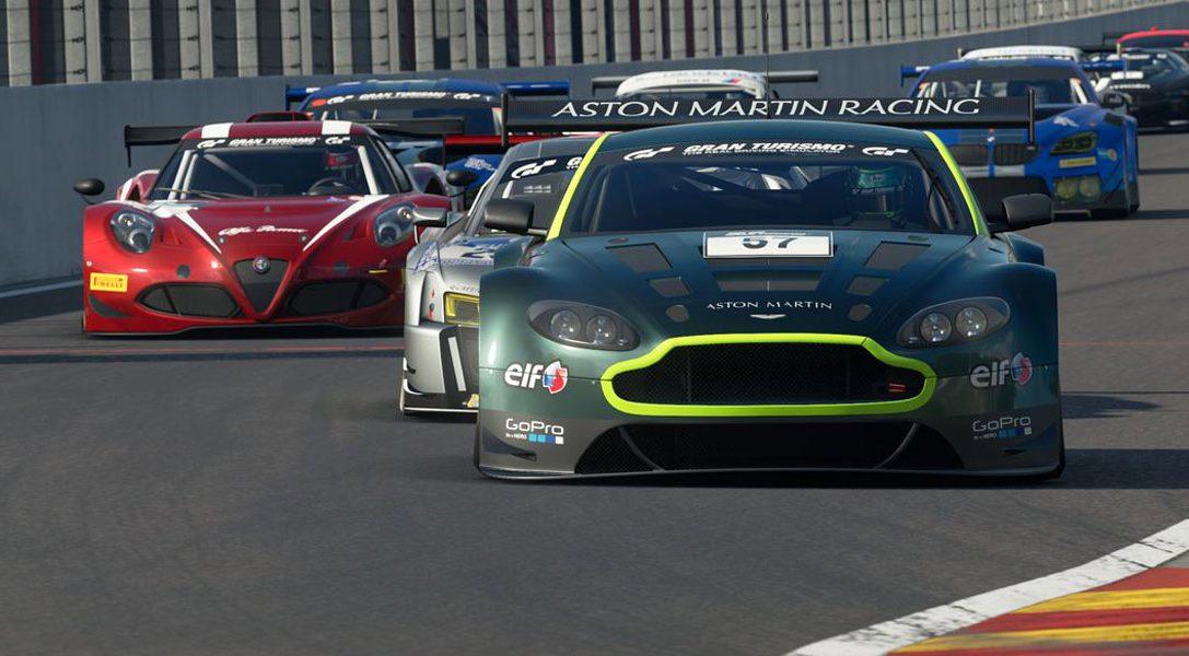 Voici les nouvelles voitures et le nouveau circuit qui arriveront demain matin avec la mise à jour 1.47 de GT Sport