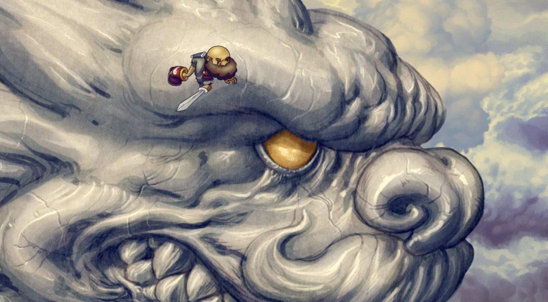 Traversez un ciel bourré de dragons à toute vitesse dans le splendide runner EarthNight, en décembre sur PS4