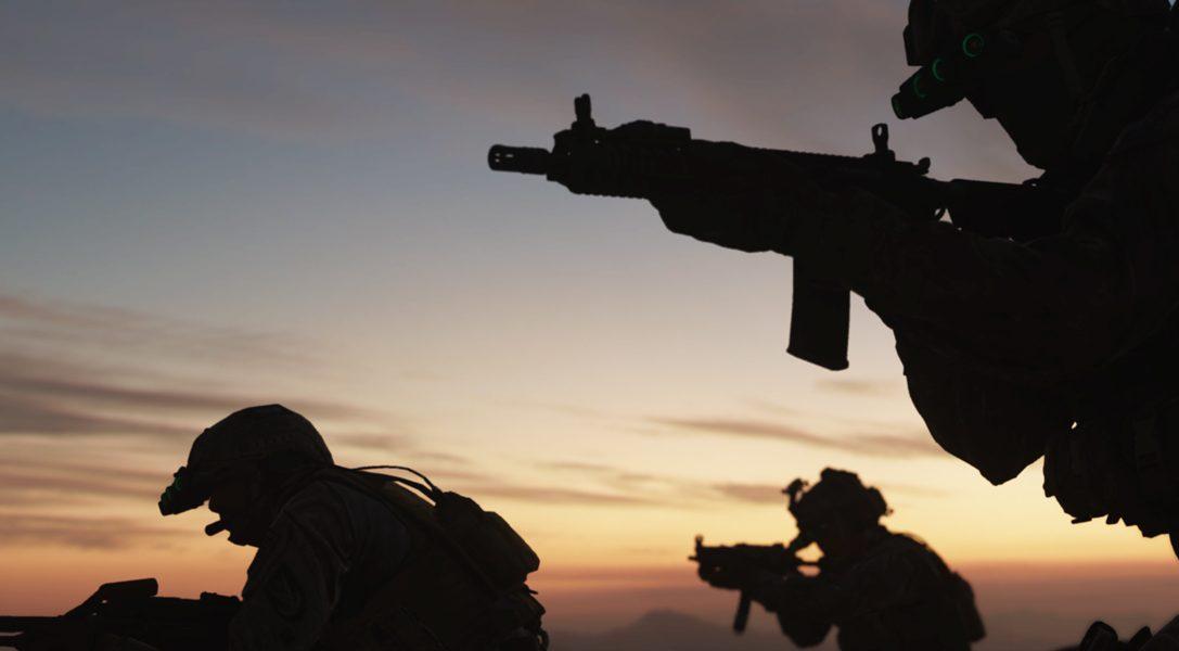 Nous analysons la campagne scénarisée de Call of Duty: Modern Warfare pour la sortie du jeu de tir d'Infinity Ward sort sur PS4