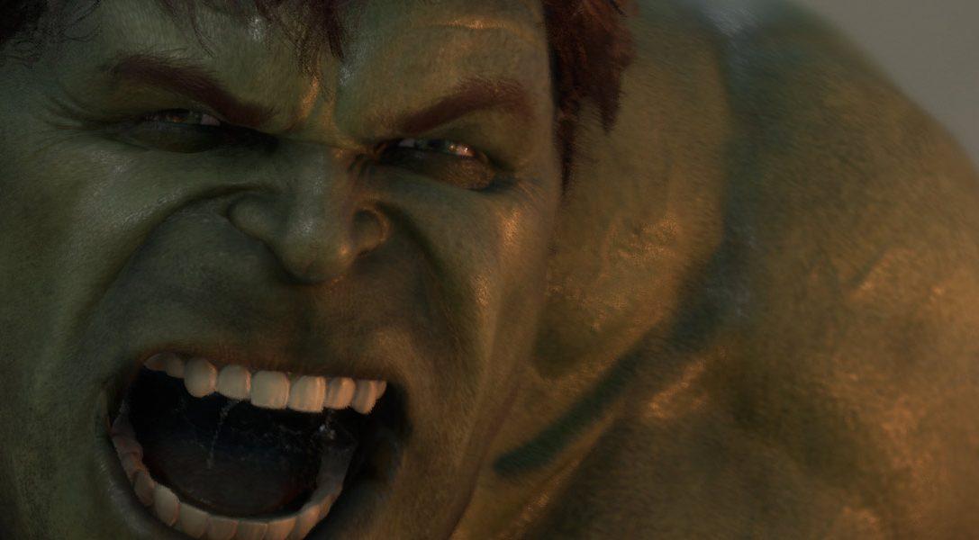 Plongée dans le monde original de Marvel's Avengers