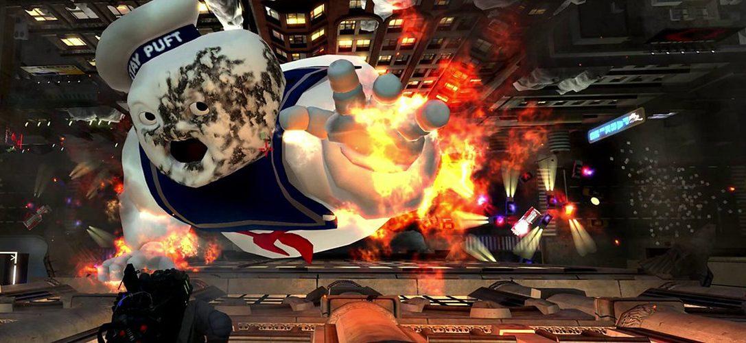 Voici comment Dan Aykroyd et Harold Ramis ont contribué à faire de Ghostbusters: The Video Game un jeu digne des films