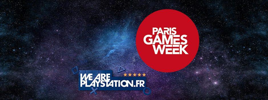 Platinez votre Paris Games Week !