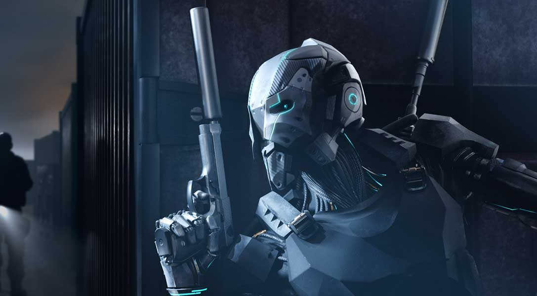 Jouez un robot aussi futuriste que discret dans le jeu d'espionnage Espire 1: VR Operative, aujourd'hui sur PS VR