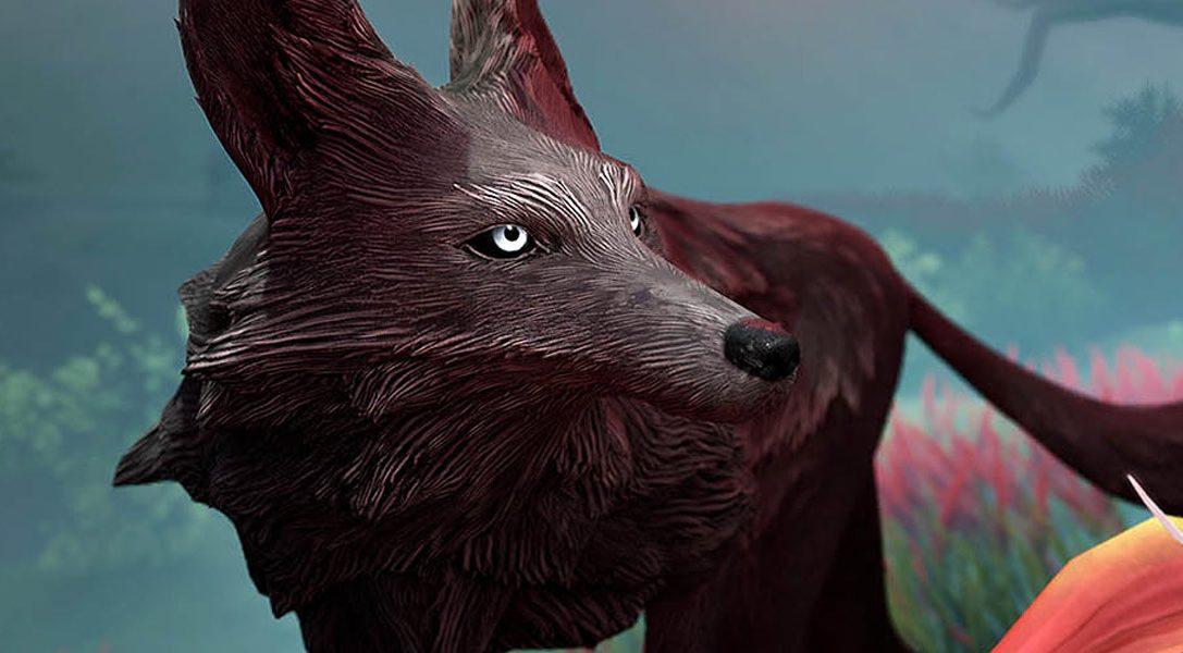 Adoptez la forme de plusieurs animaux dans le monde magnifique de Lost Ember, demain sur PS4